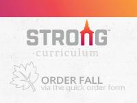 Curriculum Quick Order Form