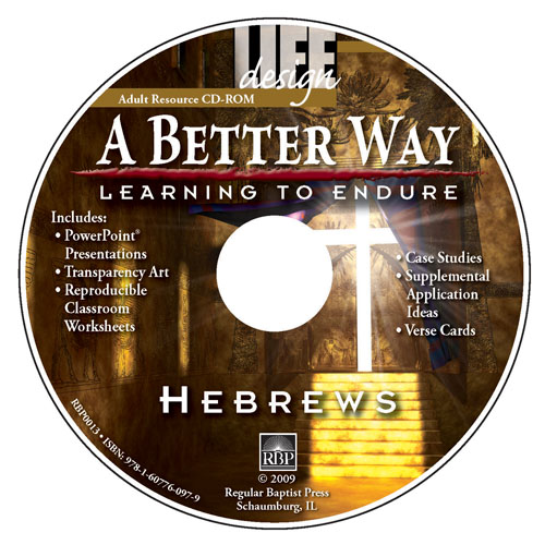 A Better Way: Learning to Endure <br>Adult Resource CD