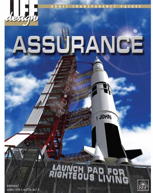 Assurance: Launch Pad for Righteous Living <br>Adult Transparency Packet