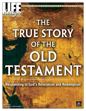 The True Story of the Old Testament <br>Adult Transparency Packet