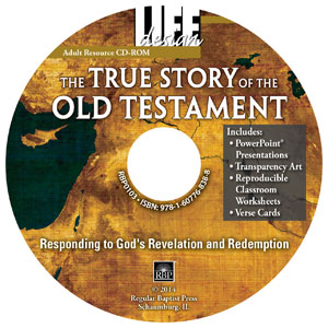 The True Story of the Old Testament <br>Adult Resource CD