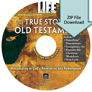 The True Story of the Old Testament<br>Resource CD Download