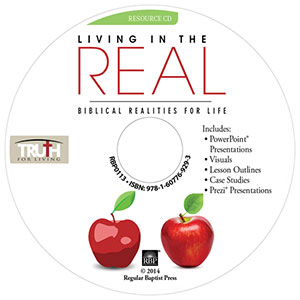 Living in the Real: Biblical Realities for Life <br>Adult Resource CD