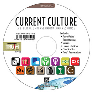 Current Culture: Biblical Understanding and Response <br>Adult Resource CD