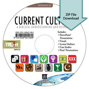 Current Culture: Biblical Understanding and Response<br>Resource CD Download