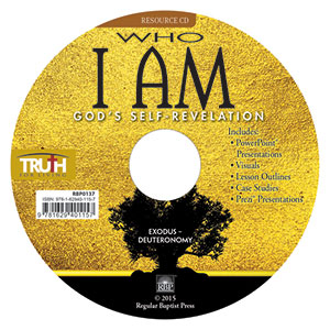 Who I AM: God's Self-Revelation <br>Adult Resource CD