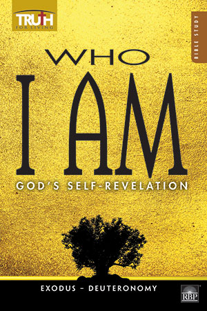 Who I AM: God's Self-Revelation <br>Adult Bible Study Book