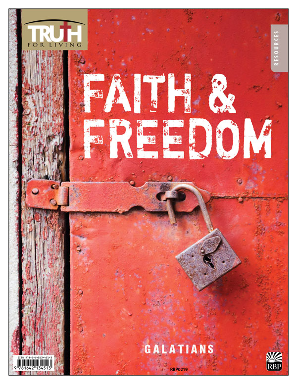 Faith and Freedom <br>Adult Transparency Packet