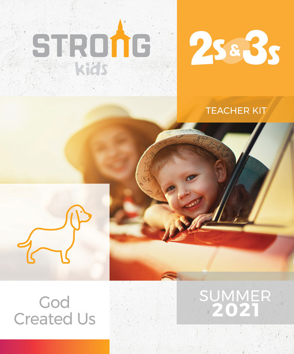 2s & 3s Teacher Kit <br>Summer 2021 – KJV
