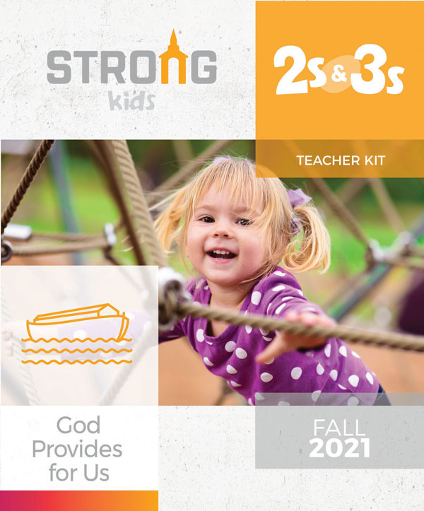 2s & 3s Teacher Kit <br>Fall 2019 – NKJV