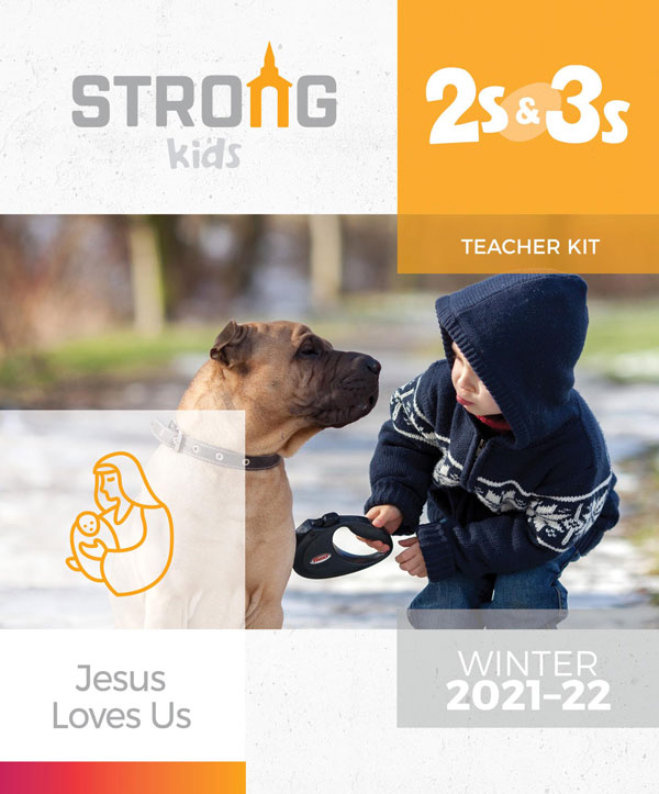 2s & 3s Teacher Kit <br>Winter 2019 – NKJV