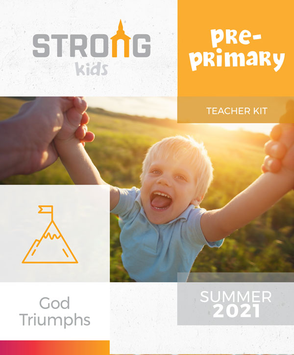 Pre-Primary Teacher Kit <br>Summer 2021 – KJV