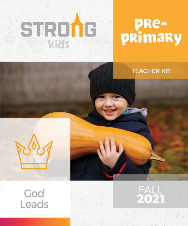 Pre-Primary Teacher Kit <br>Fall 2019 – NKJV