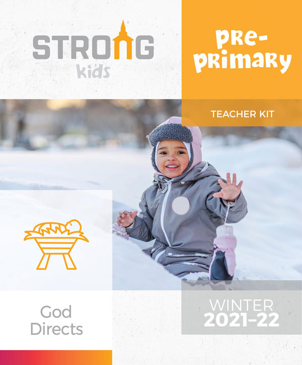 Pre-Primary Teacher Kit <br>Winter 2019 – NKJV