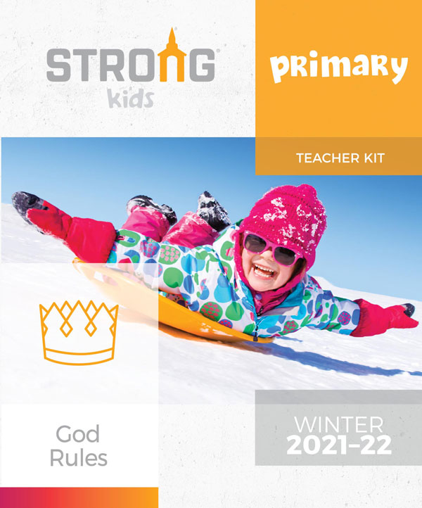 Primary Teacher Kit <br>Winter 2019 – KJV