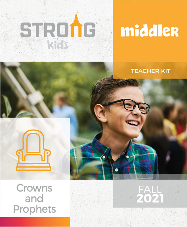 Middler Teacher Kit <br>Fall 2019 – KJV
