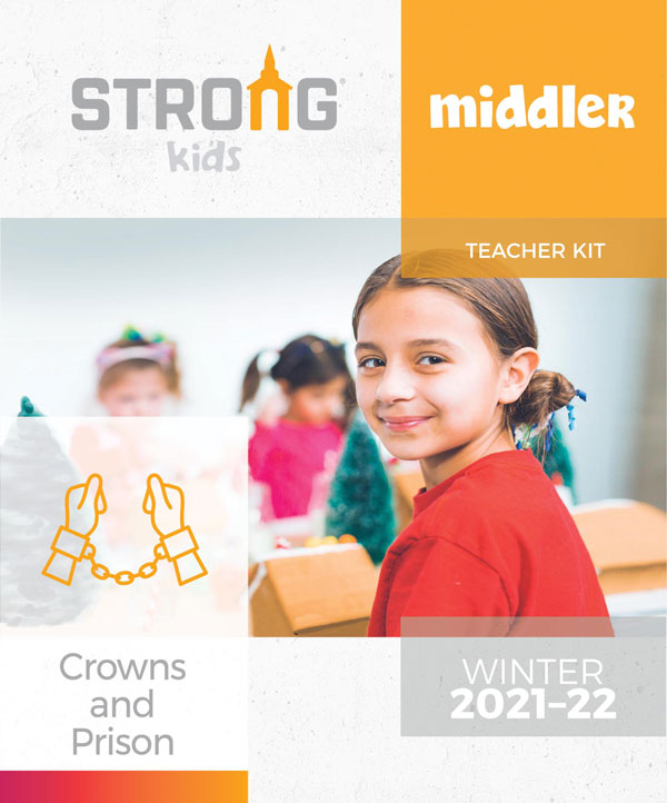 Middler Teacher Kit <br>Winter 2019 – NKJV
