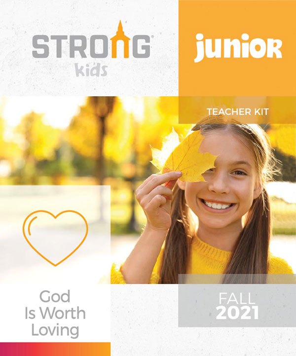 Junior Teacher Kit <br>Fall 2019 – NKJV