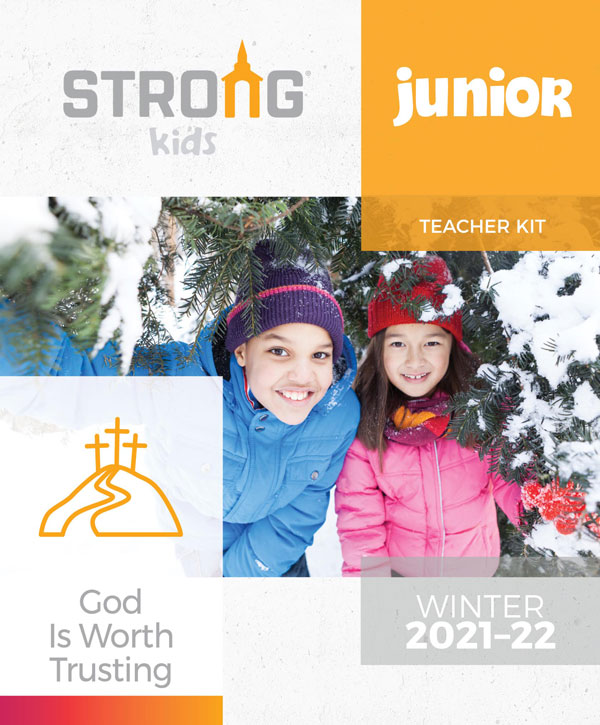 Junior Teacher Kit <br>Winter 2019 – KJV