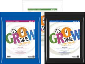 It's Grow Time Jr. Church <br>Complete Set <br>Year 1–3