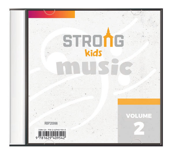 Strong Kids Music Volume 2