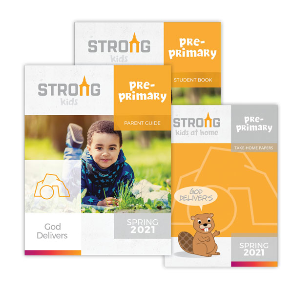 Pre-Primary Home Package Download <br>Spring 2021 – ESV