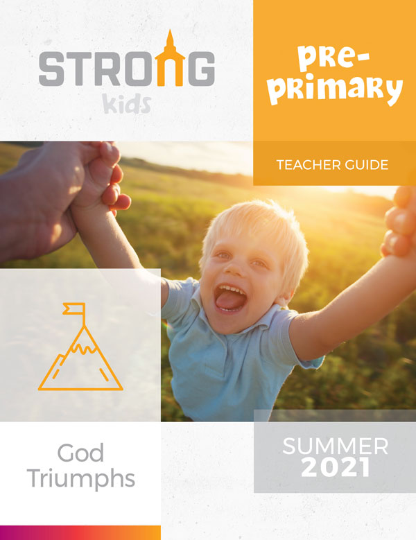Pre-Primary Teacher Guide <br>Summer 2021 – KJV