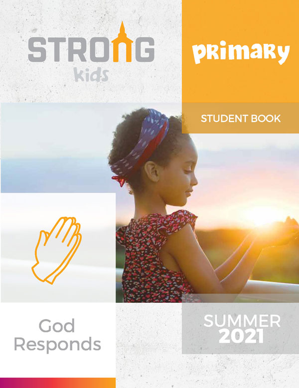 Primary Student Book <br>Summer 2021 – ESV