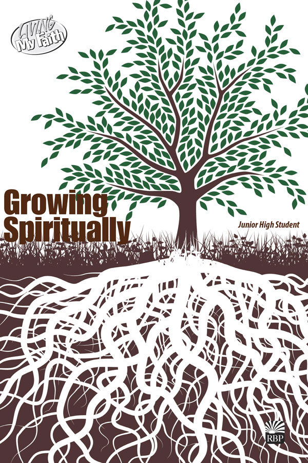 Growing Spiritually <br>Junior High Student Devotional Booklet <br>Summer 2021
