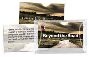 Beyond the Road: A Study in the Book of Romans <br>Senior High Memory Verses Card Pack