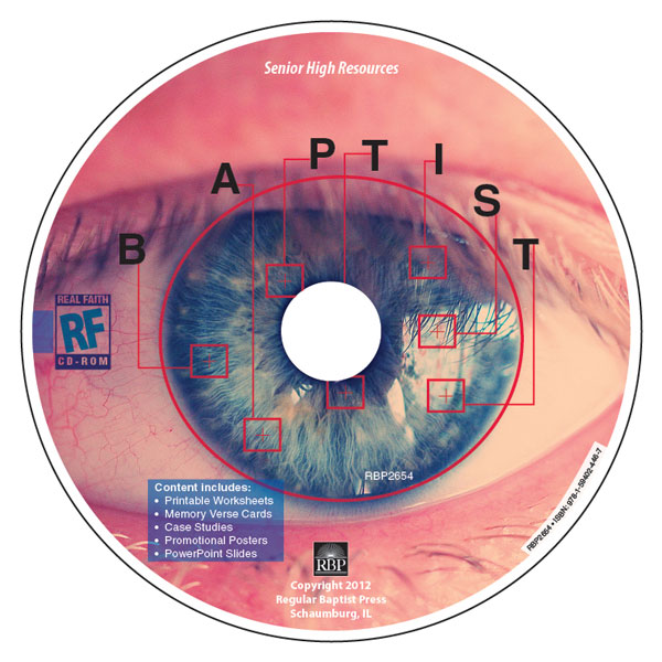 Baptist Identity <br>Senior High Teacher's Resource CD
