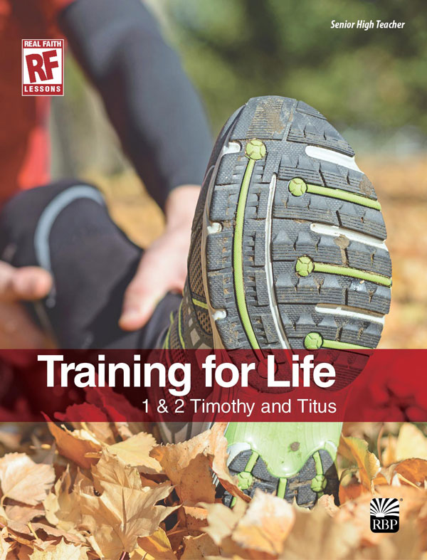 Training for Life <br>Senior High Teacher's Guide