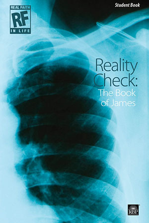 Reality Check: The Book of James<br>Senior High Student Devotional Book