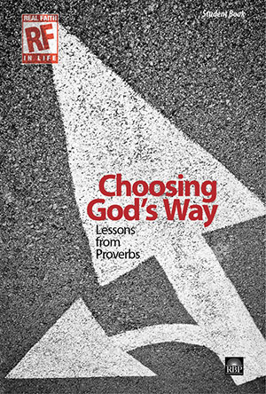 Choosing God's Way <br>Senior High Student Devotional Book