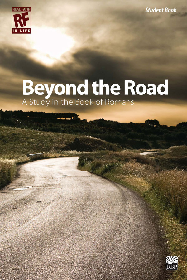 Beyond the Road: A Study in the Book of Romans <br>Senior High Student Devotional Book