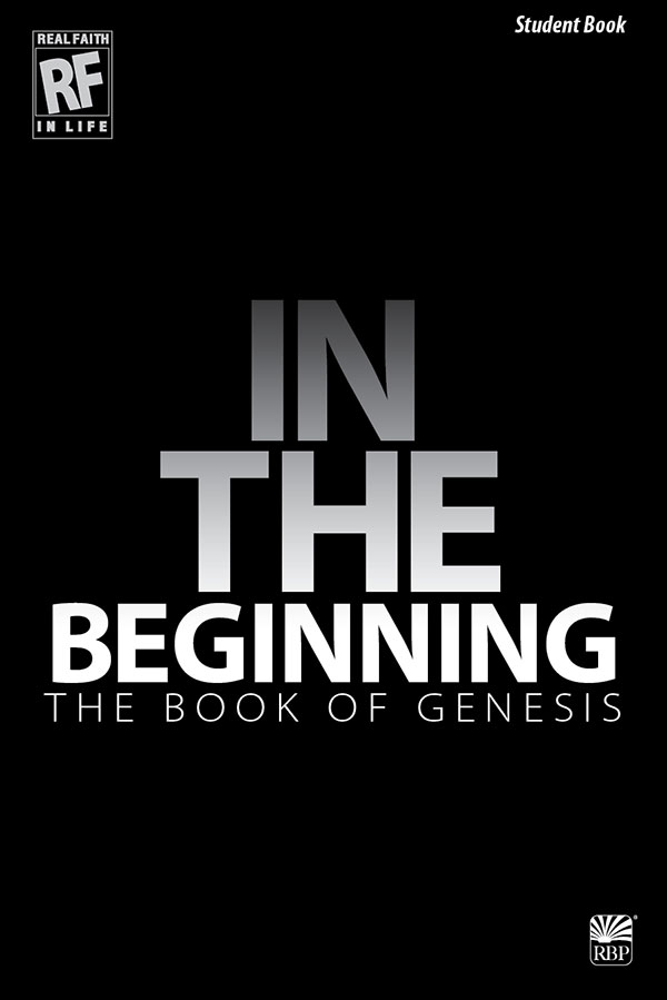 In the Beginning: The Book of Genesis <br>Senior High Student Devotional Book