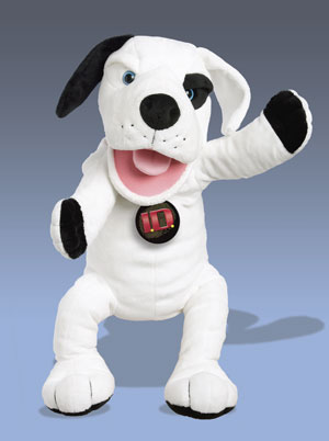 "Tracker the Dog – Puppet<BR><span style=""color:red"">ON SALE</span>"