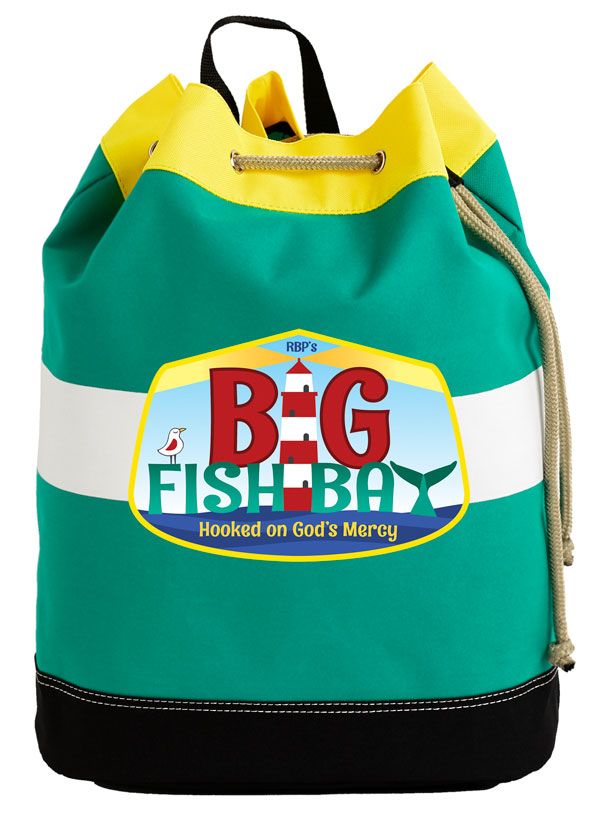 Big Fish Bay<br>KJV VBS Intro Kit