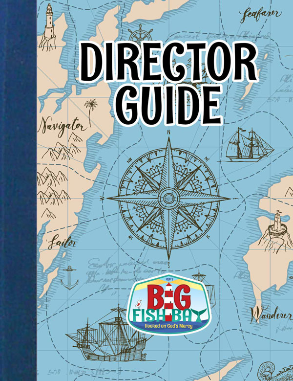 Big Fish Bay Director Guide<br>VBS 2020