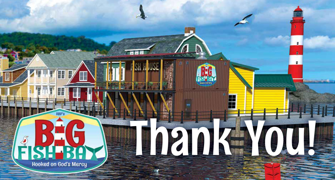 Thank-You Cards<br>VBS 2020