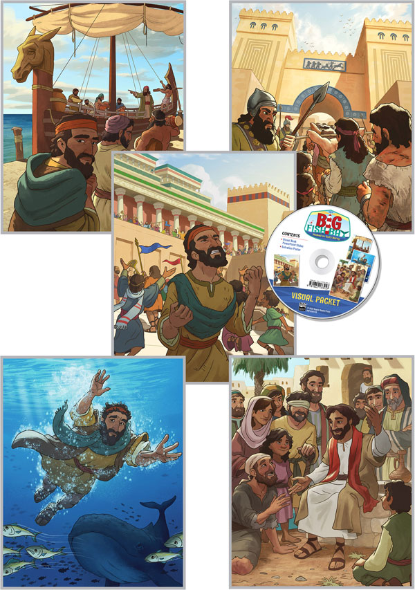 Visual Packet & CD<br>VBS 2020