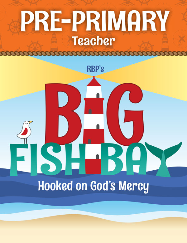 Pre-Primary Teacher Book<br>VBS 2020 - KJV