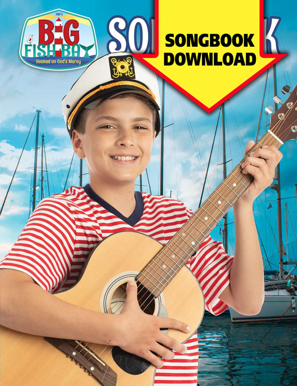 Big Fish Bay Songbook<br>VBS 2020 - Digital Version