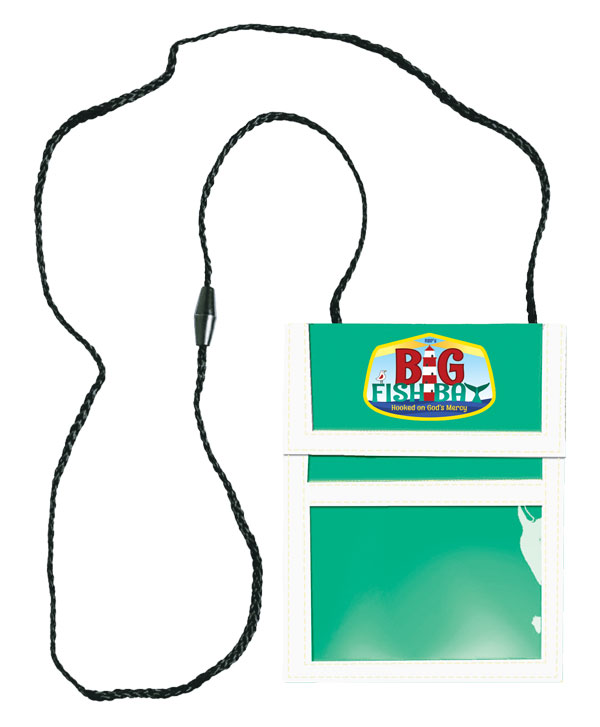 Big Fish Bay Pouches<br>VBS 2020
