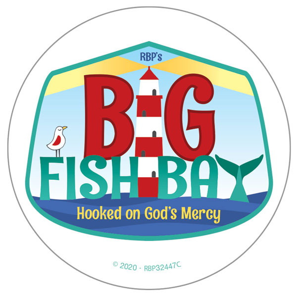 VBS Theme Stickers<br>VBS 2020