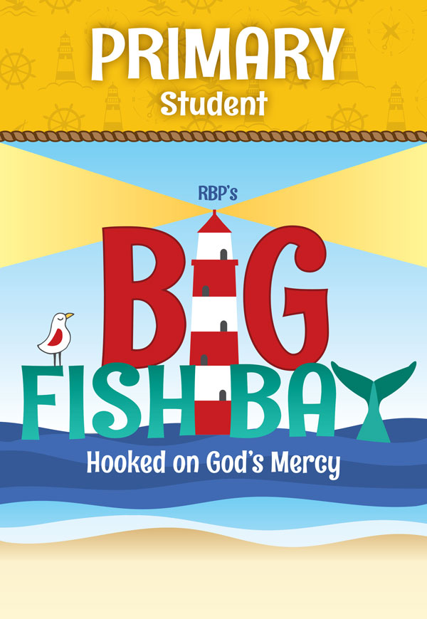 Primary Student Activity Sheets<br>VBS 2020 - NKJV