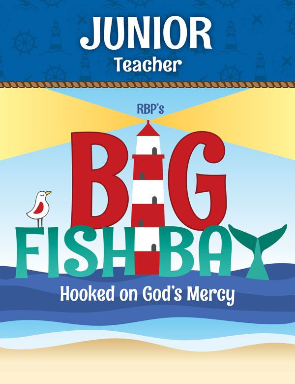 Junior Teacher Book<br>VBS 2020 - NKJV