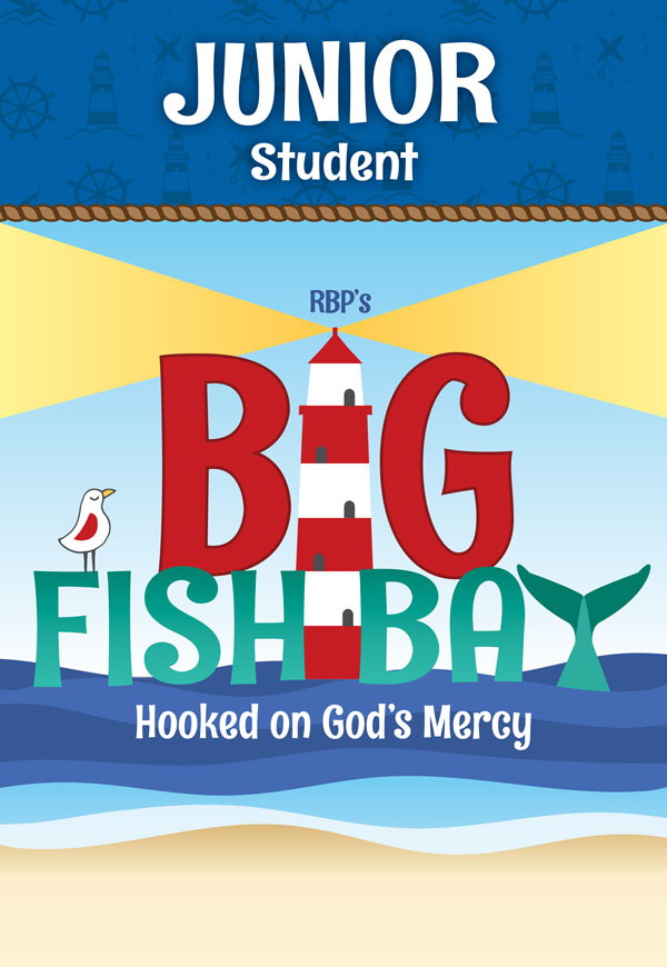 Junior Student Activity Sheets<br>VBS 2020 - NKJV
