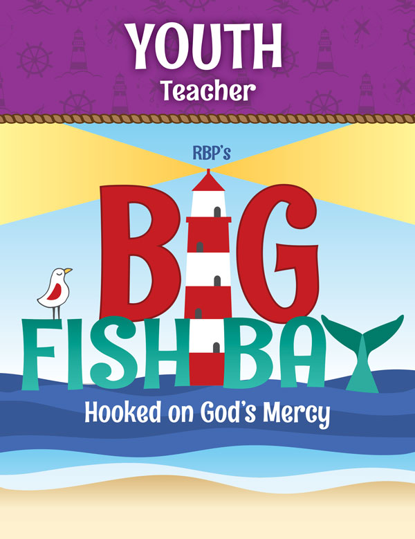 Youth Teacher Book<br>VBS 2020 - NKJV