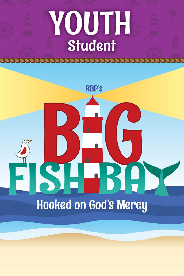 Youth Student Activity Sheets<br>VBS 2020 - NKJV